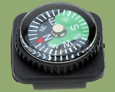 Watchband / Bracelet Compass